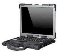 Getac M230 (Intel Core 2 Duo L7400 1.5GHz, 2GB RAM, 250GB HDD, VGA Intel 950, 14.1 inch, Windows 7 Professional)