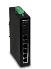 Micronet SP6005IP4 5-port 10/100Mbps Industrial Switch with 4-port PoE