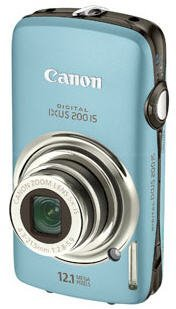 Canon Digital IXUS 200 IS (PowerShot SD980 IS / IXY DIGITAL 930 IS) - Châu Âu