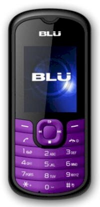 BLU Deejay T210 Purple
