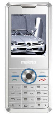 Malata MT336 White Blue
