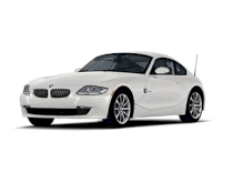 BMW Z4 Coupe 3.0si 2007