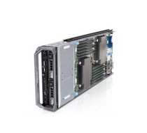 Dell PowerEdge M610 (Intel Xeon Quad-core, RAM Up to 192GB, HDD Up to 2TB, OS Windows Sever 2008)