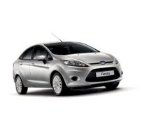 Ford Fiesta 1.6 AT 4 cửa Trend 2011 Việt Nam