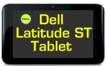 Dell Latitude ST (Intel Atom Z670 1.5GHz, 2GB RAM, 128GB SSD, 10 inch, Windows 7 Home Premium) Wifi Model