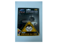 LOGO MAN DRIVER IN CAR
