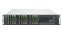 "Fujitsu PRIMERGY RX300 S6 R3006SC130IN 2U Rackmount Server (2x Intel Xeon X5660 2.80GHz, 12GB DDR3 ECC, DVDRW, 8x 2.5"" Hot-Swap Bays, No OS)"