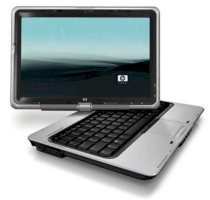HP Pavilion tx1000 (AMD Turion TL-64 2.2Ghz, 1GB RAM, 160GB HDD, VGA NVIDIA GeForce 6150, 12.1 inch, PC DOS)