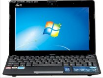 Asus Eee PC 1015B-MU17-BK (AMD Single-Core C30 1.2GHz, 1GB RAM, 250GB HDD, VGA ATI Radeon HD 6250, 10.1 inch, Windows 7 Starter)