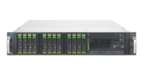 "Fujitsu PRIMERGY RX300 S6 R3006SC140US 2U Rackmount Server (Intel Xeon E5620 2.40GHz, 6GB DDR3 ECC, DVDRW, 8x 2.5"" Hot-Swap Bays, No OS)"