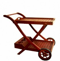 Tea Trolley OK064/N