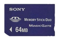 Sony MS Pro Duo 64 MB