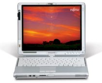 Fujitsu T4220 (Intel Core 2 Duo T7500 2.2Ghz, 1GB RAM, 80GB HDD, VGA Intel GMA X3100, 12.1 inch, Windows XP Tablet Pc 2005)