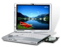 Fujitsu LifeBook T4210 (Intel Core Duo T2300 1.66GHz, 512MB RAM, 40GB HDD, VGA Intel GMA 950, 12.1 inch, Windows XP Tablet PC)