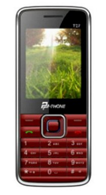 P-Phone T27 Red