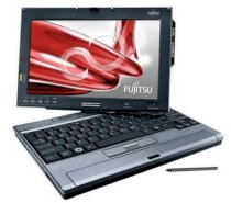 Fujitsu Lifebook P1610 (Core Solo U1400 1.2Ghz, 2MB cache L2, 533Mhz), 1GB RAM, 80GB HDD, 8.9inch, windows XP Tablet PC)