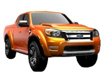Ford Ranger Double Cab Hi-Rider 2.5 XLT AT 2009