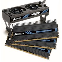 Corsair Dominator (CMP12GX3M3A1600C9) - DDR3 - 12GB (3x4GB) - Bus 1600MHz - PC3 12800 kit