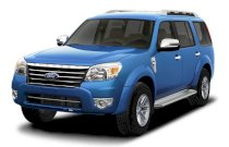 Ford Everest Limited(4x2) 2.5 AT 2009