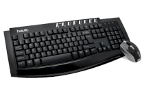 Havit Keyboard Wireless KB833TG