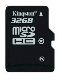 Kingston MicroSDHC 32GB (Class 10)