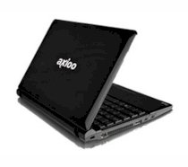Axioo Pico PJM A523X (Intel Atom N550 1.5GHz, 2GB RAM, 320GB HDD, VGA Intel GMA 3150, 10.1 inch, PC DOS)