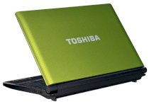 Toshiba NB550D (PLL5FL-00D01K) (AMD Dual-Core C-50 1.0GHz, 1GB RAM, 250GB HDD, VGA ATI Radeon HD 6250, 10.1 inch, Windows 7 Starter)