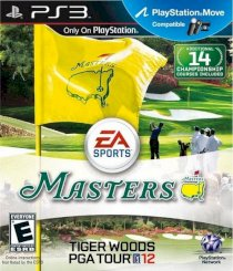 PS3-0271 - Tiger Woods PGA Tour 12: The Masters