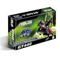 Asus ENGT440/DI/1GD5 (NVIDIA GeForce GT 440, GDDR5 1GB, 128-bit, PCI Express 2.0)