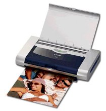 Canon ColorJet Printer PIXMA iP90 (A4/4800x1200dpi/16ppm Black/12ppm Color/USB Port) - Bluetooth