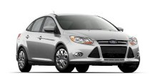 Ford Focus SEL Sedan 2.0 MT 2012