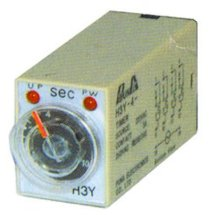 Timer OMRON H3Y2-8CDN-6s.10s.30s.60s - (trung quốc)