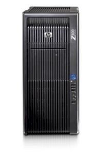 HP Workstation z800 - FM013UT (1 x Xeon X5660 2.8 GHz, RAM 4 GB, HDD 1 x 500 GB, DVD±RW (±R DL) / DVD-RAM, no graphics, Windows 7 Pro, Không kèm màn hình)