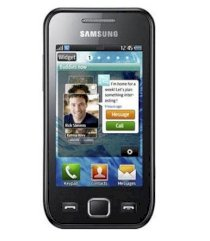 Samsung Wave S5753 Black