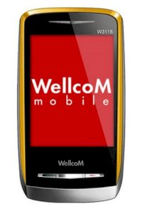 Wellcom W3118 Yellow