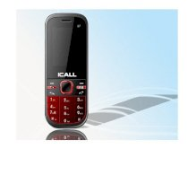 Icall i87 Red