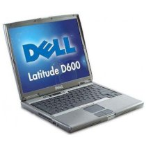 Dell Latitude D600 (Intel Centrino 1.6Ghz, 512MB RAM, 40GB HDD, 14.1 inch, Windows XP Home)