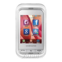 Samsung Champ (GT-C3303) Special Silver