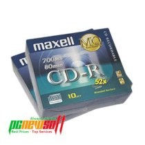 CD-R Maxell 52X 700MB