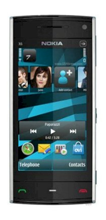 Nokia X6 Blue 16Gb