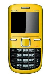 WellcoM W1108 Yellow