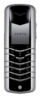 Vertu Signature Diamonds Platinum a large diamond