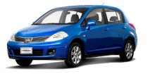 Nissan Tiida Hatchback ST 1.8 AT 2011