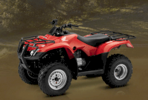 Honda FourTrax Recon 2012