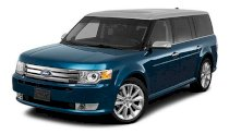 Ford Flex Titanium 3.5 V6 FWD AT 2012