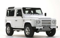 Land Rover Defender 90 2.4 AT 2011