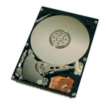 Hitachi 160GB - 5400rpm 2MB cache - SATA