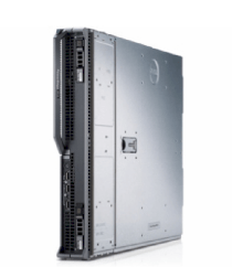 Dell PowerEdge M915 (AMD Opteron 6100 series, RAM Up to 512GB, HDD Up to 2TB, OS Windows Server 2008)