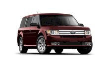 Ford Flex SEL 3.5 V6 AWD AT 2012