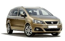 Seat Alhambra SE Lux 2.0 TDI CR 170PS AT 2011